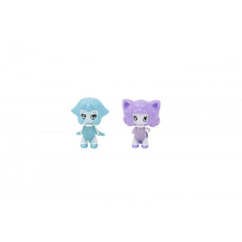 Две куклы Glimmies Celeste и Foxanne