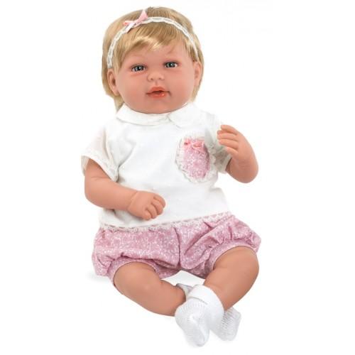 Elegance кукла 45 см. в одежде мягкое тело функциональный Arias