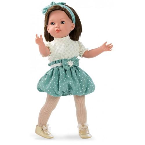 Elegance кукла 49 см. в одежде мягкое тело с пластиковым каркасом внутри Arias