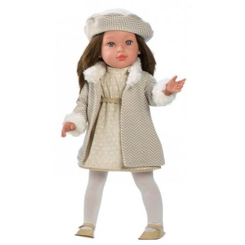 Elegance кукла 49 см. в одежде мягкое тело с пластиковым каркасом Arias