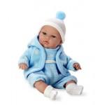 ELEGANCE мягконабивная виниловая кукла 33 см функциональная Arias