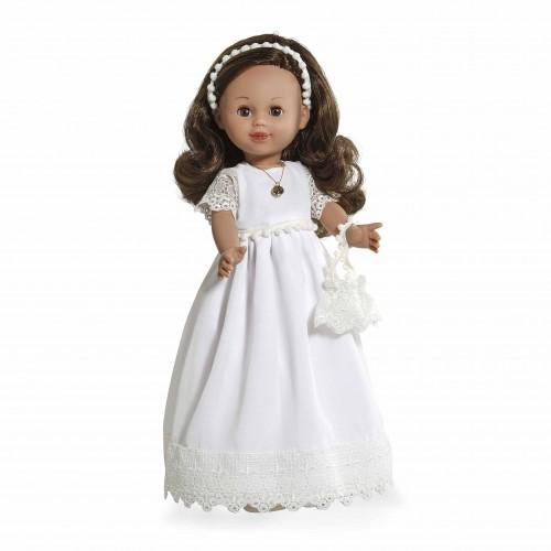 ELEGANCE виниловая кукла 42 см. в одежде темные волосы Arias
