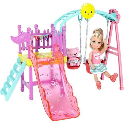 """Игровой набор """"Развлечения Челси"""" Barbie Барби"""