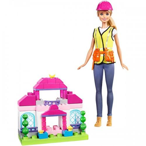 Игровой набор «Строитель» Barbie Барби