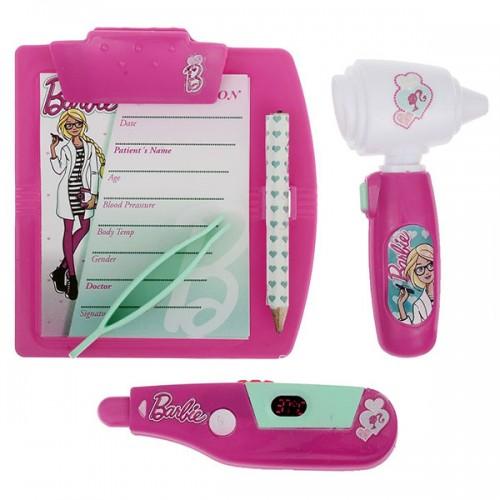 Игровой набор юного доктора Barbie на блистере