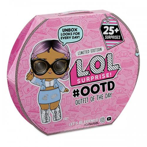 Кукла LOL Модный образ 25 сюрпризов