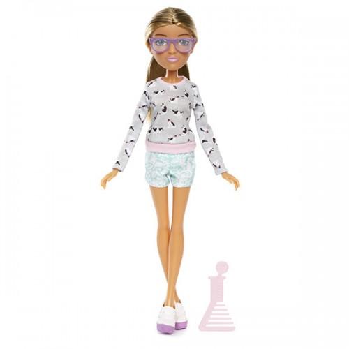 Кукла Адрианна с нарисованными глазами Project MС2