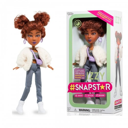 Кукла Иззи Izzy 23 см. SnapStar