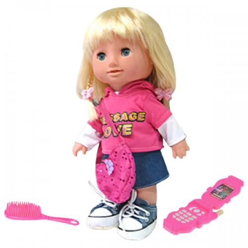Кукла Лёля функциональная Zhorya
