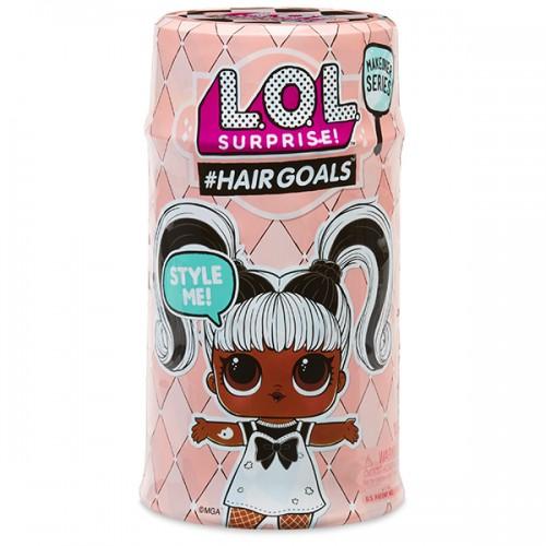 Кукла LOL с волосами