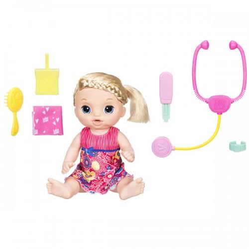 Кукла Малышка у врача Baby Alive
