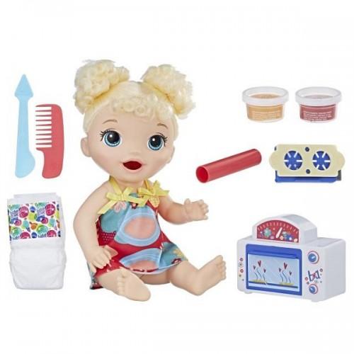 """Кукла """"Малышка и еда"""" Baby Alive"""