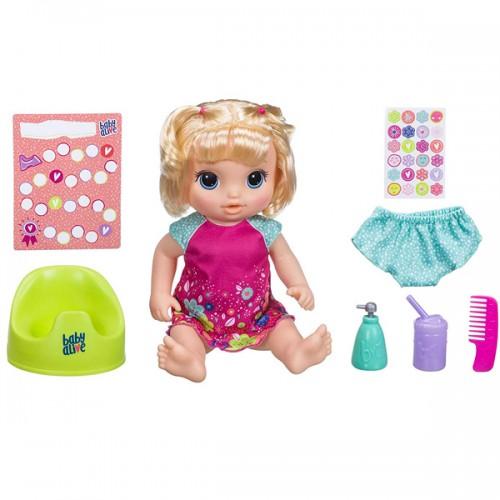 """Кукла """"Танцующая Малышка"""" Блондинка Baby Alive"""