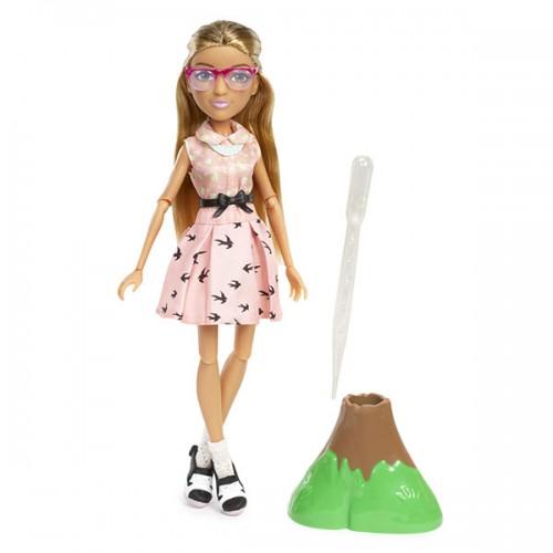 Кукла с набором для экспериментов Адрианна с нарисованными глазами Project MС2