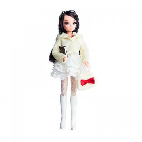 """Кукла Sonya Rose, серия """"Daily collection"""", в меховой куртке"""