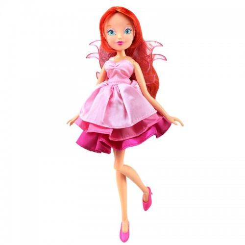"""Кукла Winx Club """"Волшебное платье"""""""