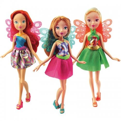 "Кукла Winx Club ""Волшебный питомец"""