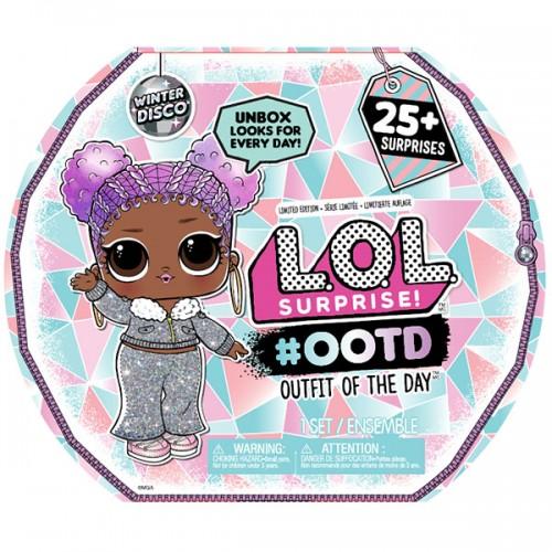 LOL Модный образ Зимнее диско 25 сюрпризов MGA Entertainment 562504