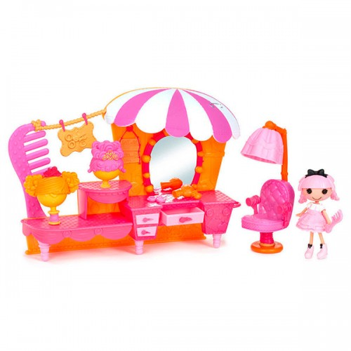 Mini Lalaloopsy с интерьером Лалалупси