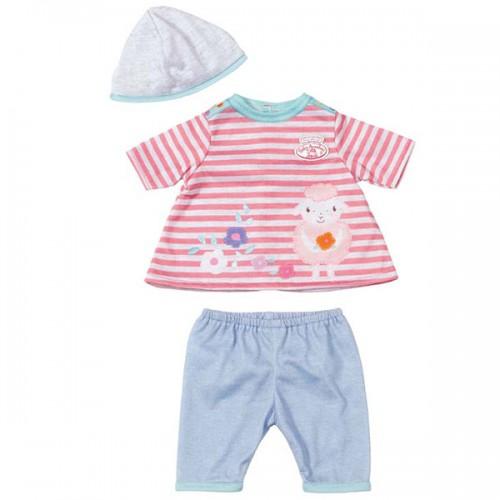 My first Baby Annabell Одежда для куклы 36 см Zapf Creation