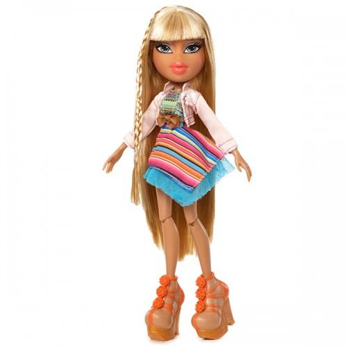 В путешествии, кукла делюкс Рая Bratz (Братц)