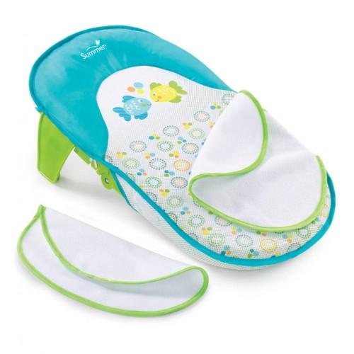 Лежачок для купания Bath Sling Summer Infant