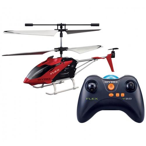Flex вертолет с гироскопом ИК 3 канала Gyro