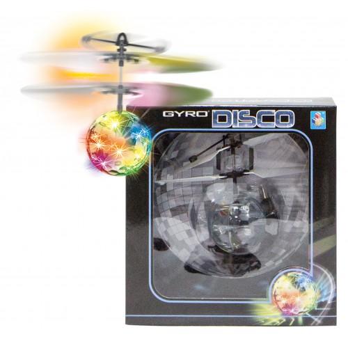 Gyro-Disco шар на сенсорном управлении Gyro