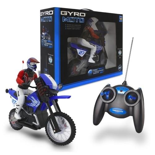 MOTO мотоцикл на РУ Gyro