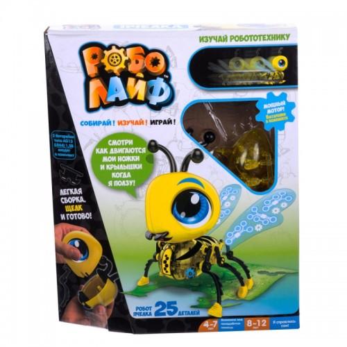 Пчелка (модель для сборки) РобоЛайф RoboLife