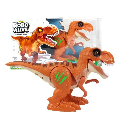 Робо-Тираннозавр Robo Alive