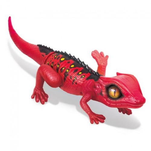 Робо-ящерица Robo Alive Красная Zuru