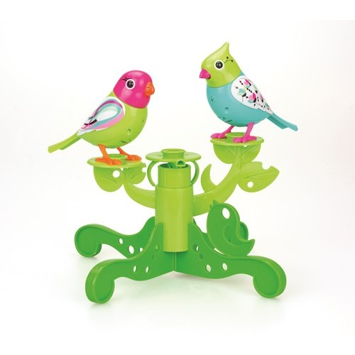 Две птички с деревом DigiBirds