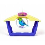 Большой дом для птиц с 1й птицей DigiBirds