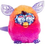 Furby Boom Фёрби Кристал Розово-оранжевый Hasbro