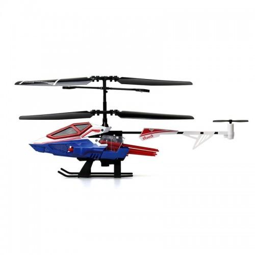 3-х канальный вертолет Heli Sniper 2 со стрелами (синий) Silverlit