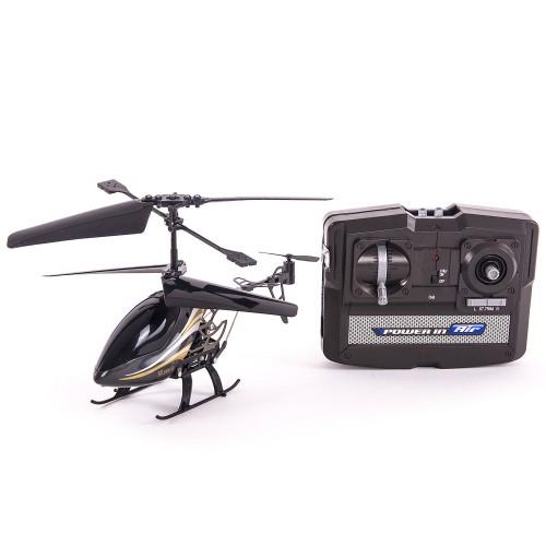 3-х канальный вертолет Sky Dragon с гироскопом (черный) Silverlit