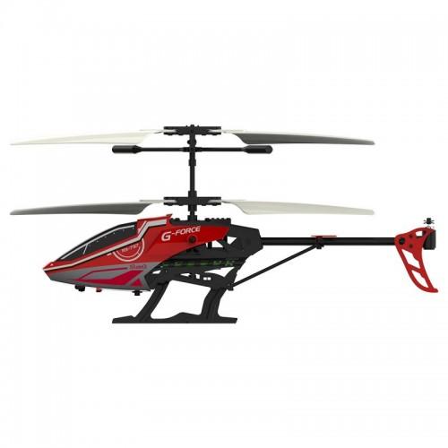 3-х канальный вертолет Sky Fury с гироскопом Silverlit