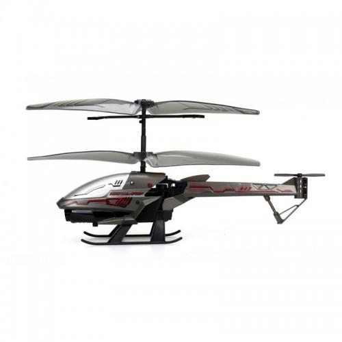 """3-х канальный вертолет Spy Cam 3 с камерой и системой """"Простое управление"""" Silverlit"""
