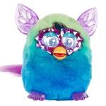 Furby Boom Фёрби Кристал Сине-зелёный Hasbro