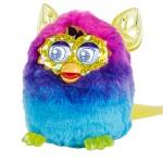 Furby Boom Фёрби Кристал Сине-сиреневый Hasbro