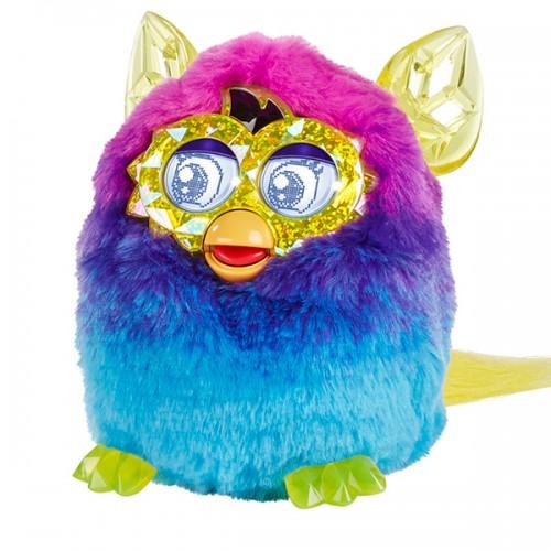 Furby Boom Фёрби Кристал Сине-сиреневый Hasbro A9617