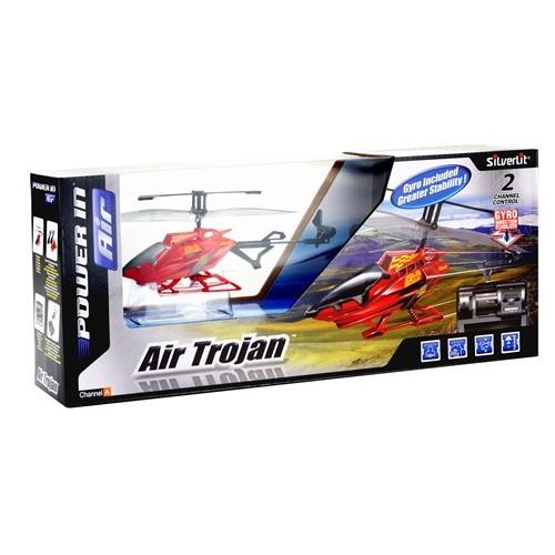 2-х канальный вертолет Air Trojan на ИК Silverlit