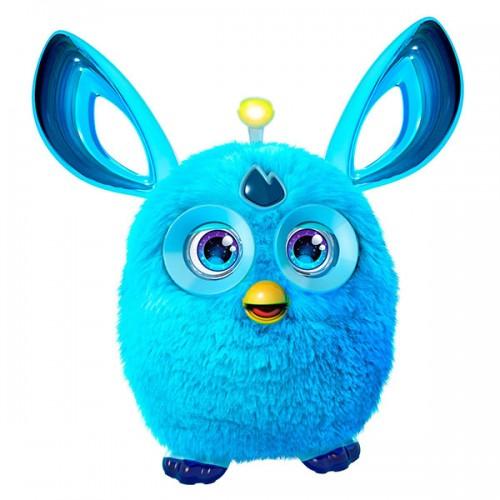 Furby Connect Фёрби Коннект Темные цвета голубой Hasbro