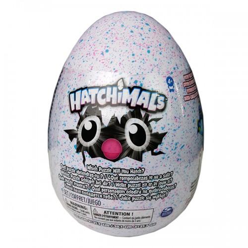 Hatchimals пазл 46 элементов в яйце