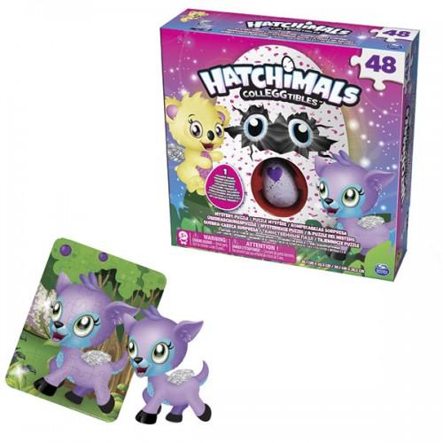 Hatchimals пазл 48 элементов в коробке