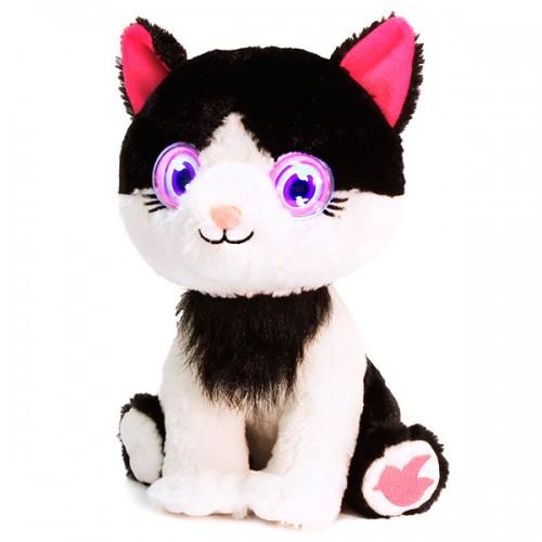 Интерактивная плюшевая кошка Bright Eyes