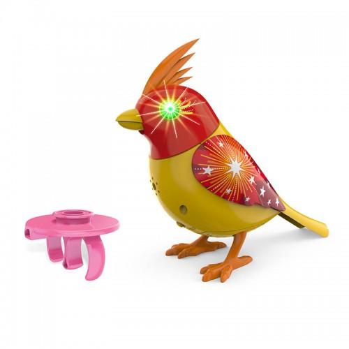 Птичка с мерцающими глазами, в ассортименте DigiFriends