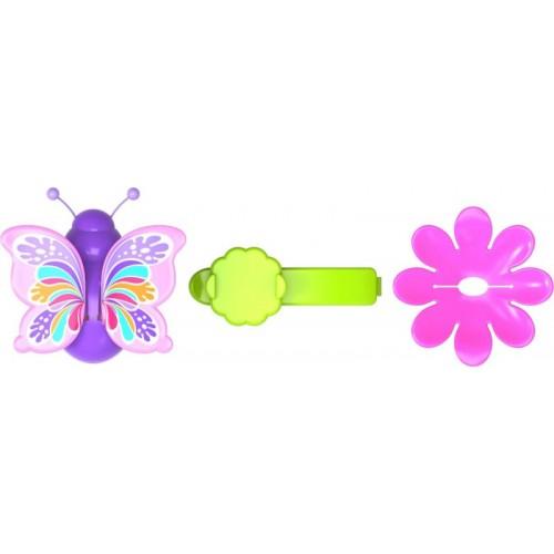 Волшебный жучок с заколкой Magic Blooms Silverlit