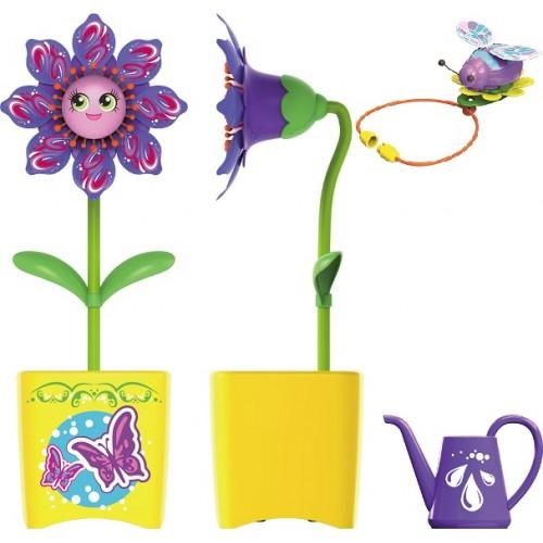 Волшебный цветок с ожерельем и волшебным жучком Magic Blooms Silverlit